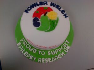 fowler welch Cake
