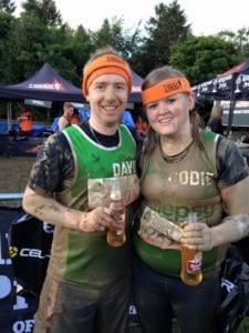 2015 - Aug, Tough Mudder - O'grady Codie and Dave