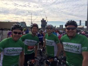 Ride London  - Nick Christian crew