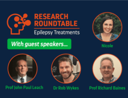 Research Roundtable: Epilepsy Treatments